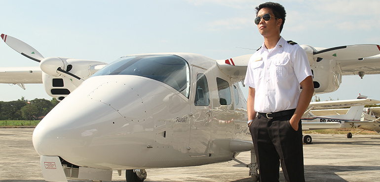 BS Aviation major in Airline Operations Management