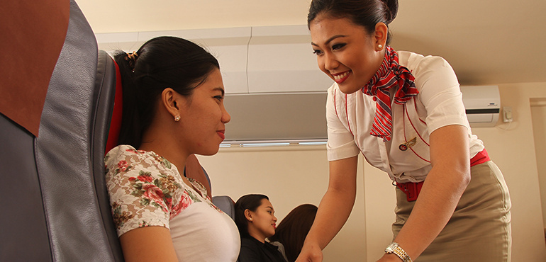 BS Tourism Management with Flight Attendant Course