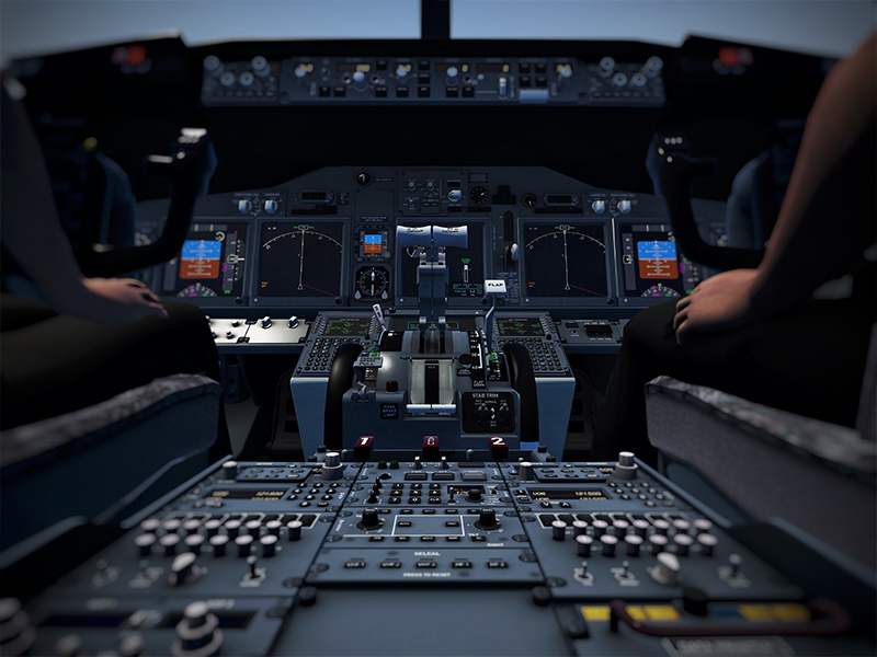 The Other Side Of The Door: What Pilots Do Inside The Cockpit