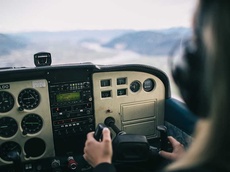Do you want to work in the aviation industry? Here are your career options