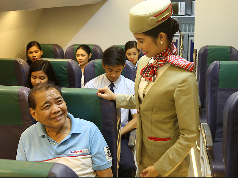 Here Are Seven Surprising Reasons Why You Should Be A Flight Attendant