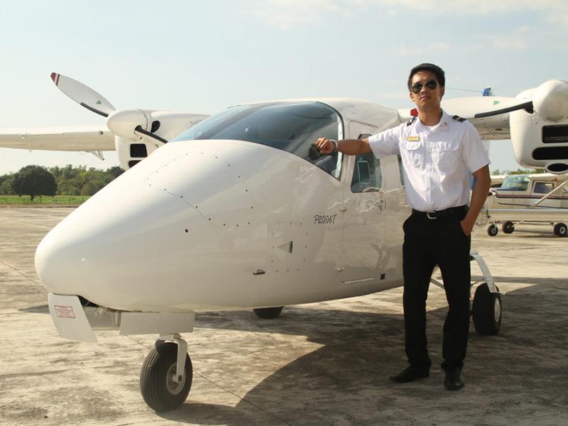 Pilot Academy: A Survival Guide