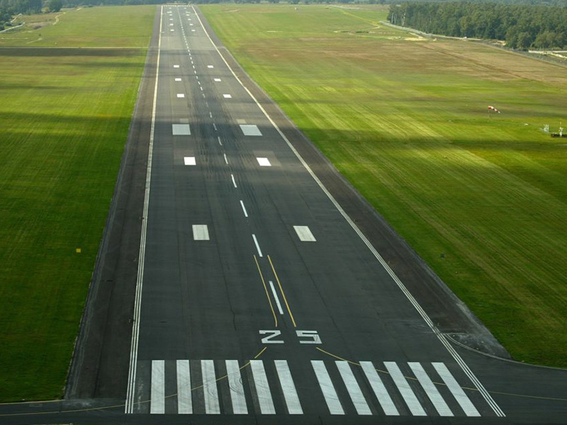 A School With It's Own Runway Will Work Best For You, And Here's Why