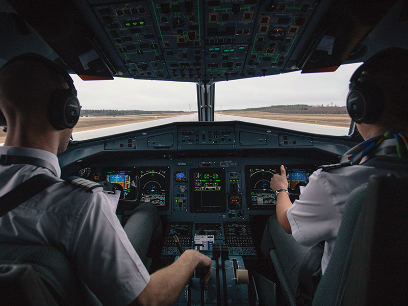Demand for Commercial Airline Pilots Will Continue to Soar. Here's Why