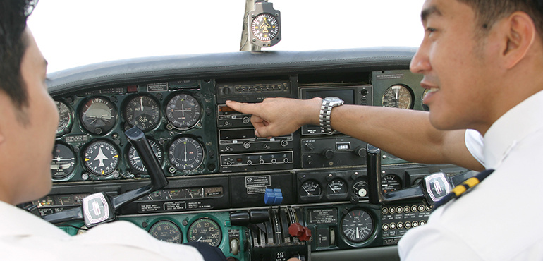 Commercial Pilot Course (CPL)